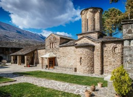 Monastery of the Assumption of the Theotokos Molivdoskepasti