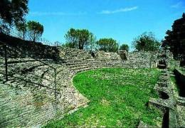 Falerone – Archeological Park Falerio Picenus