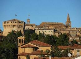 Mondavio – Della Rovere Fortress