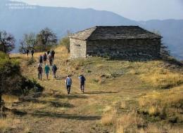 Hiking at the Vikos-Aoos National Park