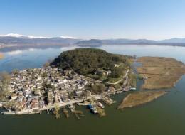 Lake Pamvotis – Island of Ioannina