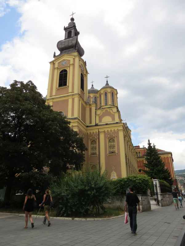 Cathedral Church of the Nativity of Holy Mary – Orthodox