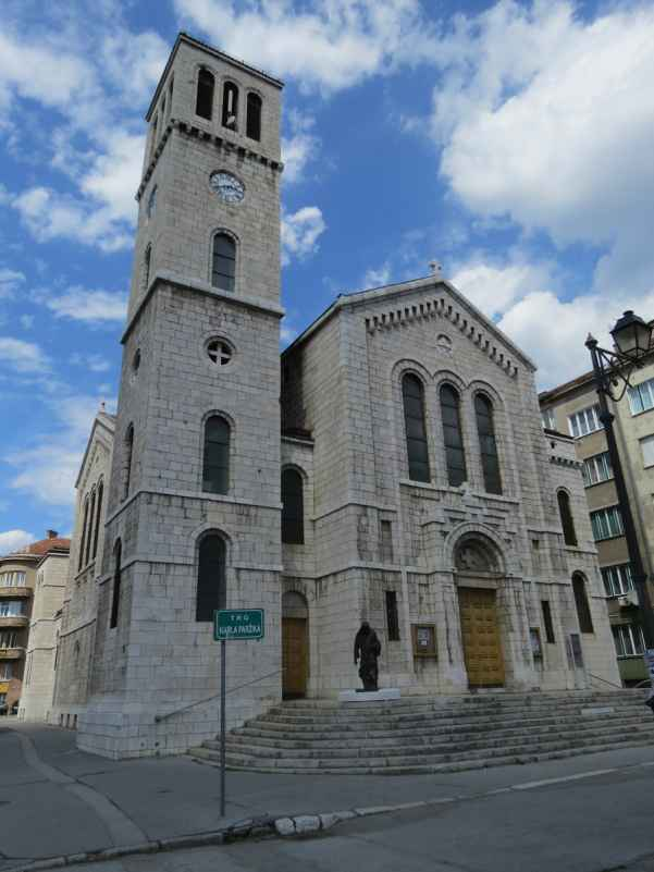 The Cathedral of Jesus' Heart