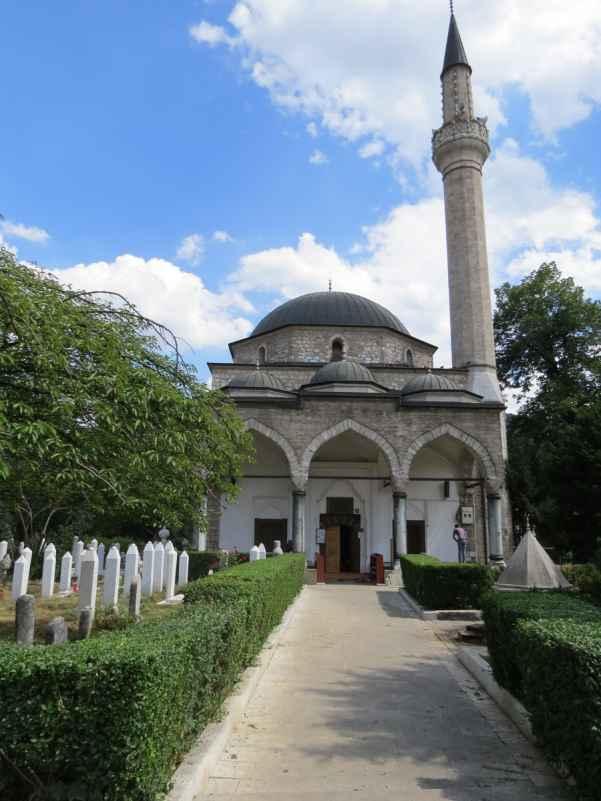 Ali-pasha mosque