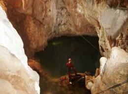 Cave in Predolac – Congeria center