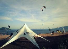 """Kiteboarding on Neretva Delta """"Kiteboarding Komin"""""""