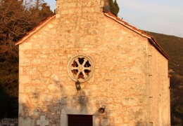 Medieval tombstones – Zanoga (Borovci)