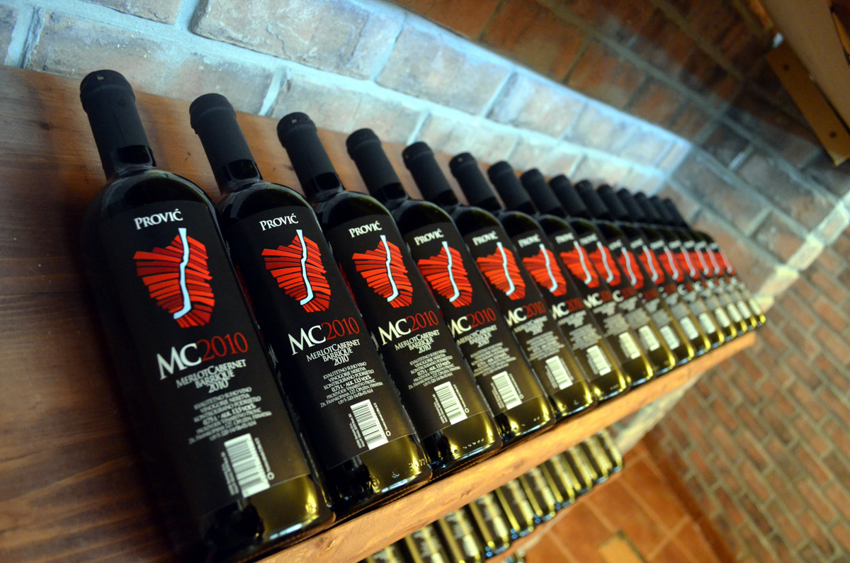 Prović winery