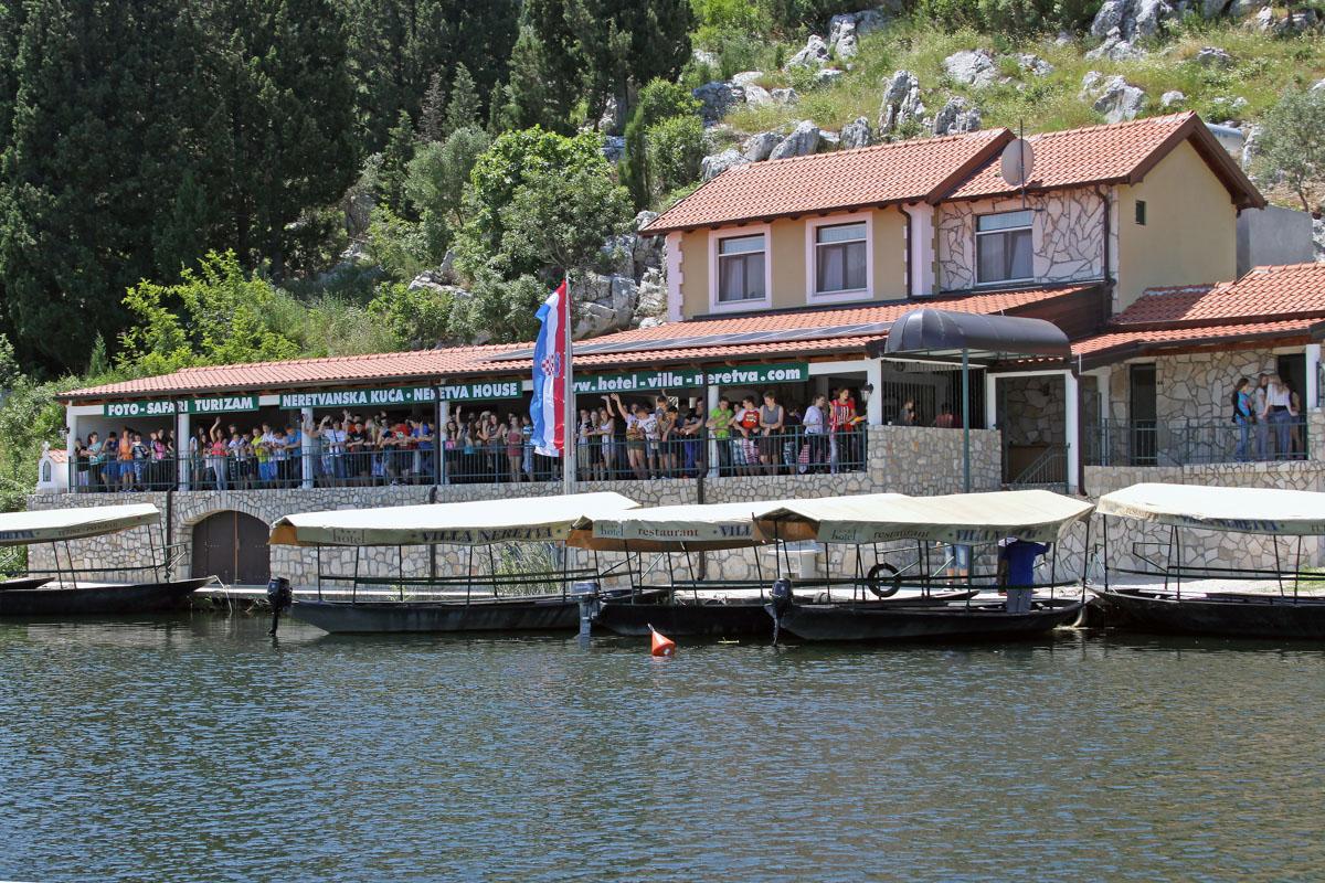 TavernNeretva House